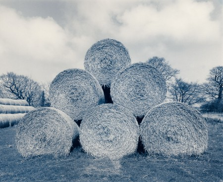 Straw Bales, Norfolk