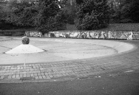 Disused Paddling Pool, Harlow