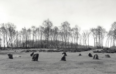 Nine Ladies Stone Circle, Derbyshire