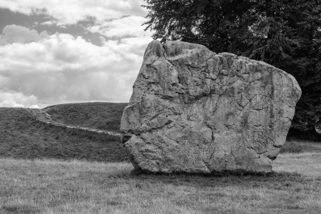 Avebury Stone 1 - Digital