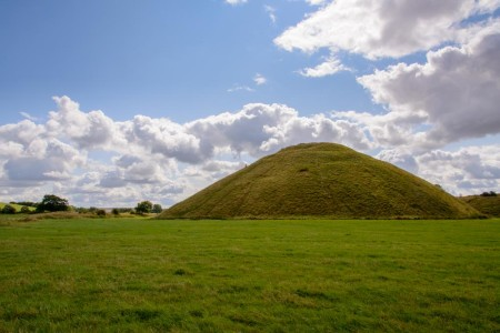 Silbury Hill - Digital Image